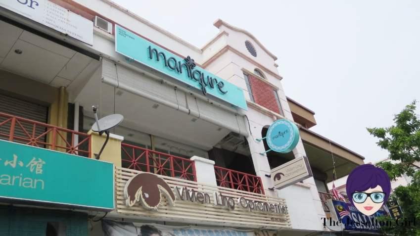 Maniqure Kota Kinabalu