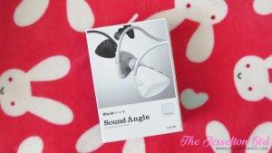 IRIVER Blank Sound Angle Bluetooth Earphone BES-S50