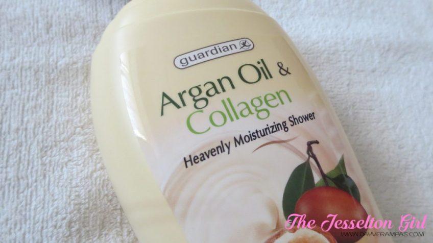 Guardian Moistcare Argan Oil & Collagen Heavenly Moisturising Shower