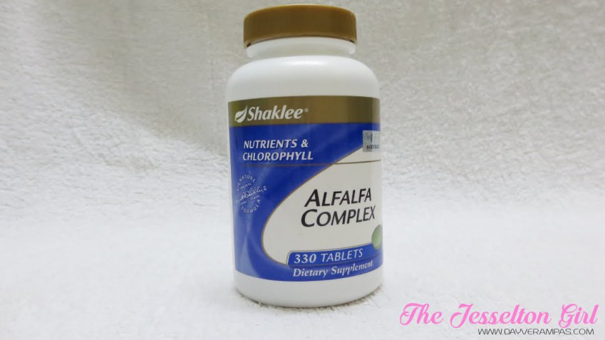 The Jesselton Girl Health: The Hard-to-Swallow Truth about Shaklee Alfalfa Complex