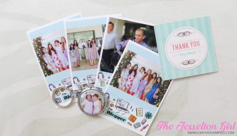The Jesselton Girl WePrint: The First WeChat Instant Photo Printing Business Opportunity in Malaysia