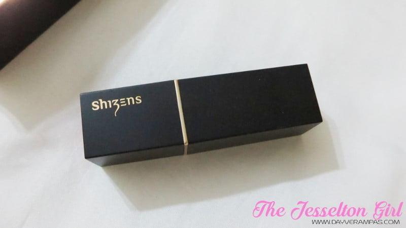 Beauty: Shizens Magnifique Rouge Lipstick – #05 Plum Wine