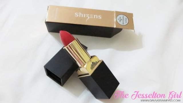 Beauty: Shizens Magnifique Rouge Lipstick – #05 Plum Wine, The Jesselton Girl