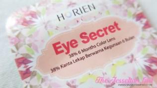 Horien Eye Secret
