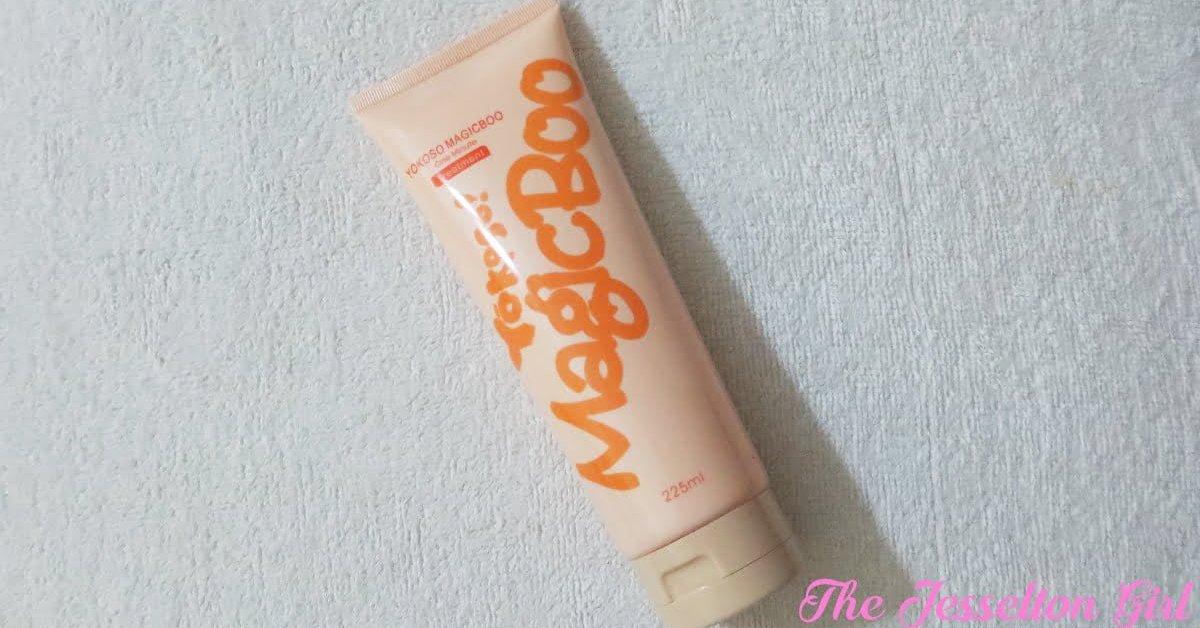 Review: Yokoso Magicboo One-Minute Hair Treatment