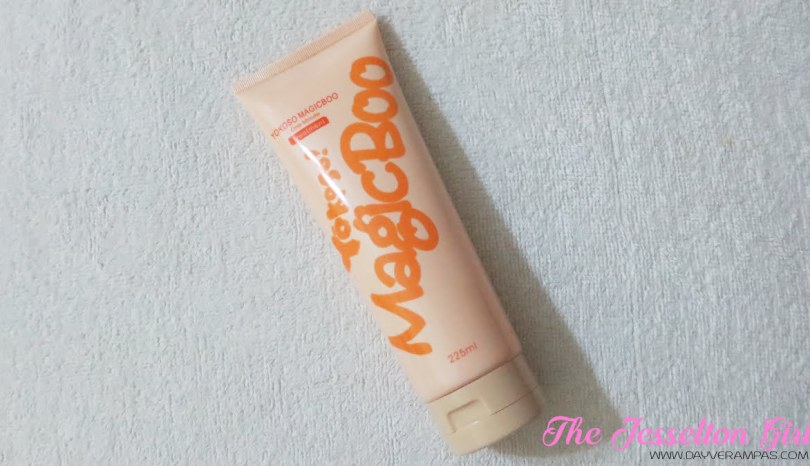 The Jesselton Girl Review: Yokoso Magicboo One-Minute Hair Treatment