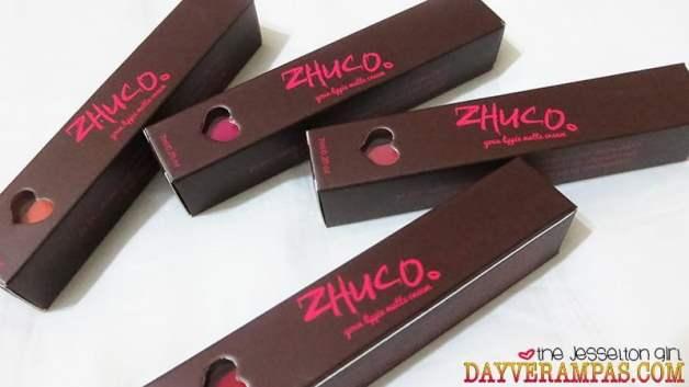 Zhuco Cosmetics Lippie Matte Cream