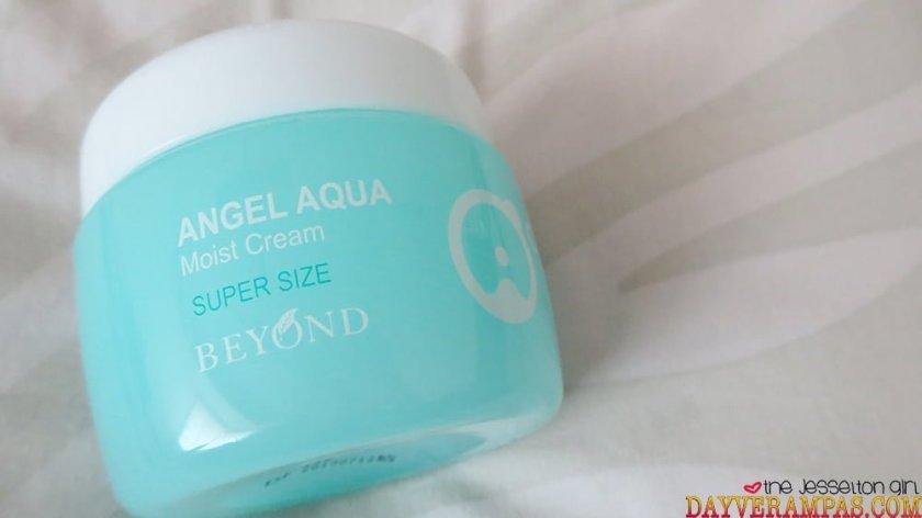The Jesselton Girl Review: BEYOND Aqua Angel Moist Cream [Super Size]