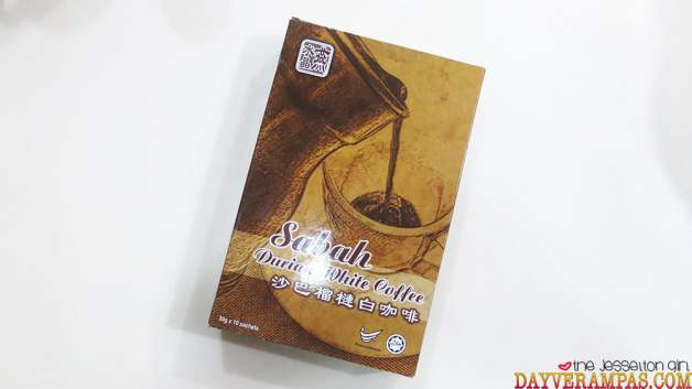 Review: Sabah Durian White Coffee