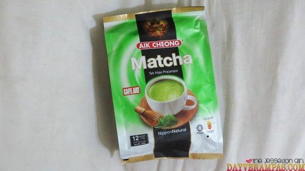 Review: Aik Cheong Matcha | Teh Hijau Pracampur