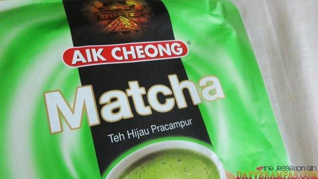 Aik Cheong Matcha | Teh Hijau Pracampur