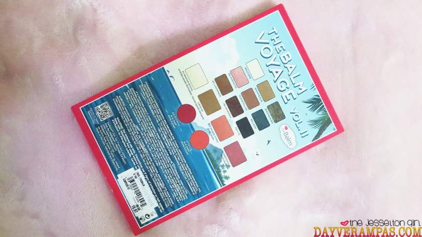 The Jesselton Girl Review: theBalm Voyage Vol. 2 Face Palette