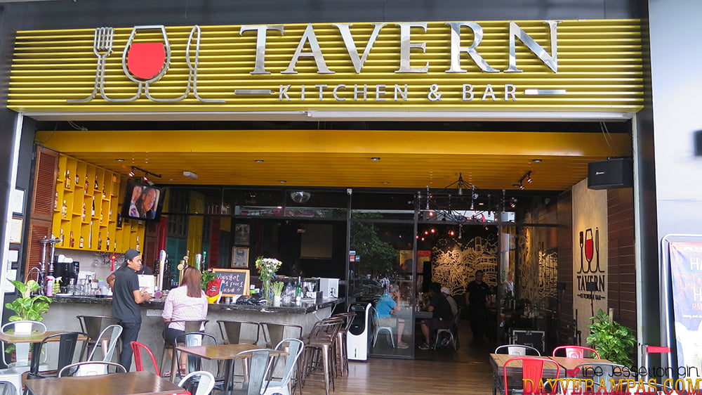 Food: Tavern Kitchen & Bar @ Imago Shopping Mall Sabah