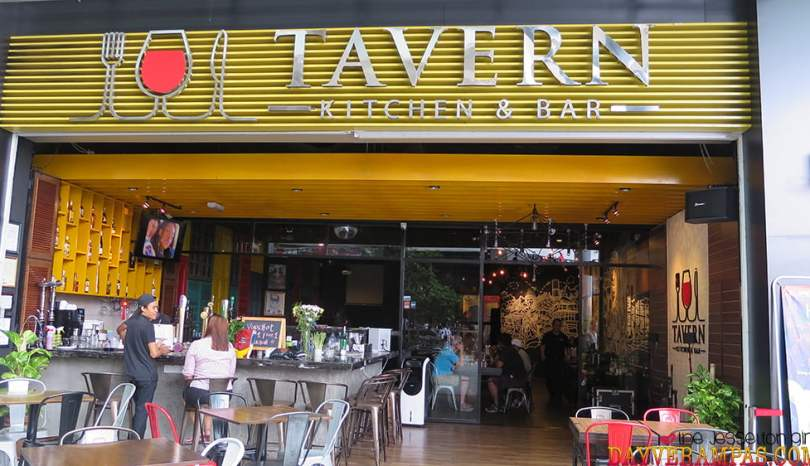 The Jesselton Girl Food: Tavern Kitchen & Bar @ Imago Shopping Mall Sabah