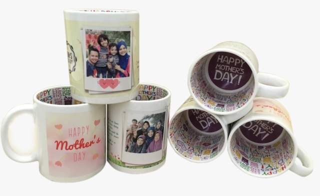 The Jesselton Girl Event: Get Unique Mother's Day Gifts from BestSub Malaysia - Best Sublimation Expert