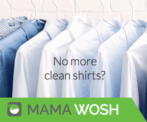 The Jesselton Girl Service: Mama Wosh - The Best Cleaning Service in Malaysia