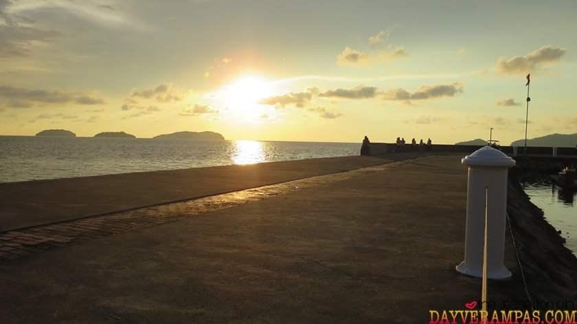 The Jesselton Girl VLOG #1: Mesmerizing Sunset @ Sutera Harbour Resort, Kota Kinabalu