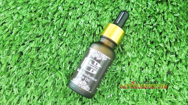 Adamia Cosmetics Radiance Rose Face Oil
