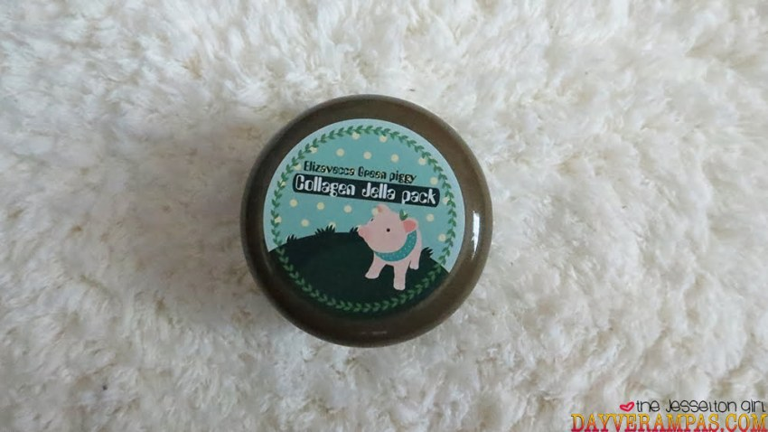 The Jesselton Girl Review: Elizavecca Green Piggy Collagen Jella Pack [Non-Halal]