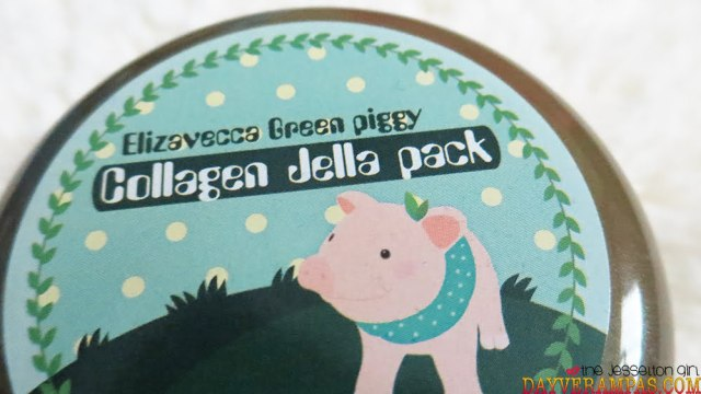The Jesselton Girl Review: Elizavecca Green Piggy Collagen Jella Pack [Non-Halal]