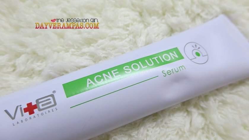 The Jesselton Girl Swissvita Acne Solution Serum Controls Acne and Refines Pores