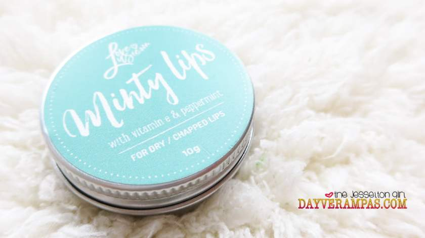 The Jesselton Girl Get a Velvety Smooth and Sexy Pout with Love, Lusie Lips Scrub