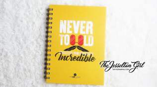 The Jesselton Girl It's Never Too Old To Be Incredibles with the Arts by The Inkredibles