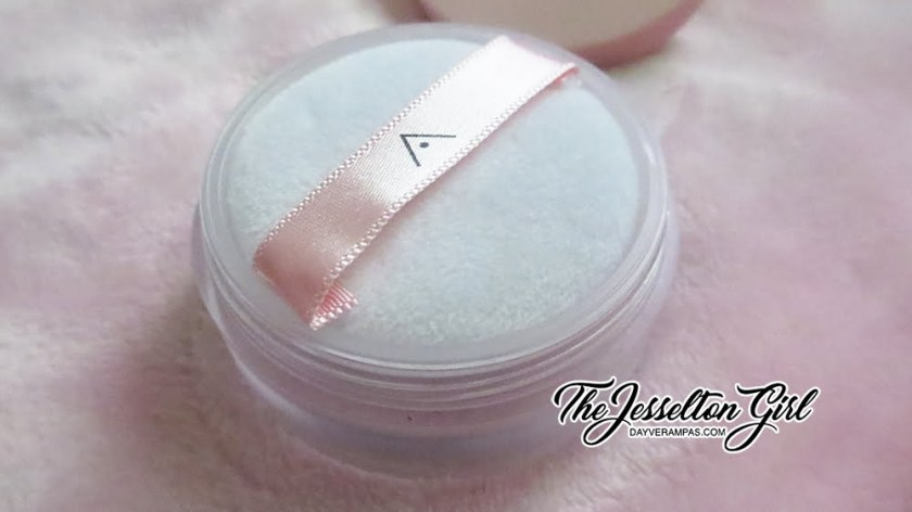 The Jesselton Girl My Make-Up Lasts Longer & Silky Smooth With ALTHEA Petal Velvet Powder