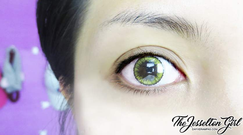 The Jesselton Girl Review: Horien Eye Secret 38% 3 Months Color Contact Lenses