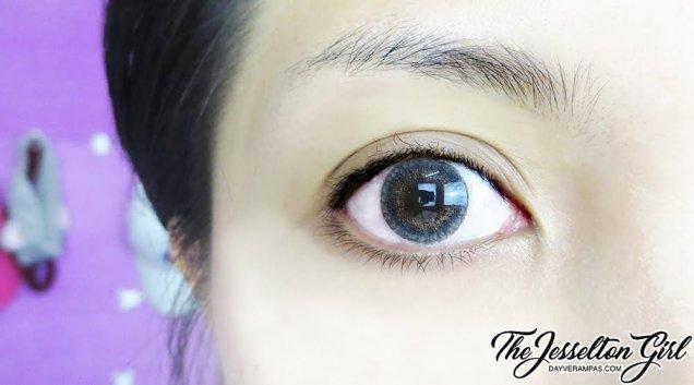 The Jesselton Girl Review: Horien Eye Secret 38% 3 Months Color Contact Lenses