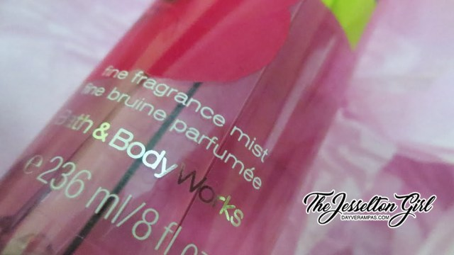Bath & Body Works MAD ABOUT YOU Fine Fragrance Mist