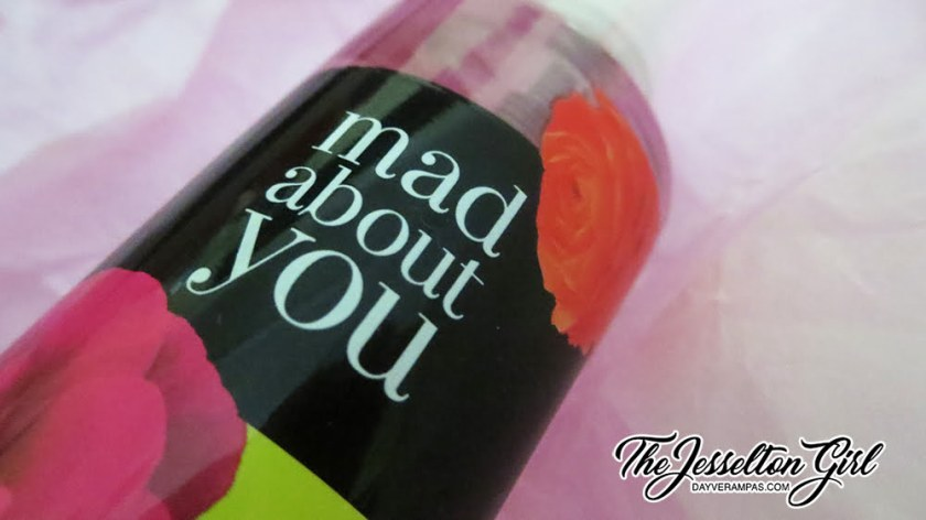 The Jesselton Girl Review: Bath & Body Works Mad About You Fine Fragrance Mist (Retired Scent)