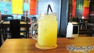Tavern Kitchen & Bar - Pineapple Juice