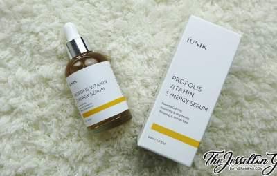 iUNIK Propolis Vitamin Synergy Serum 50ml (아이유닉 프로폴리스 비타민 시너지 세럼)