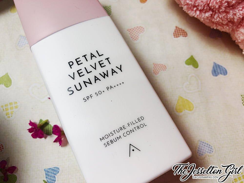 Althea Petal Velvet Sunaway SPF50+ PA++++