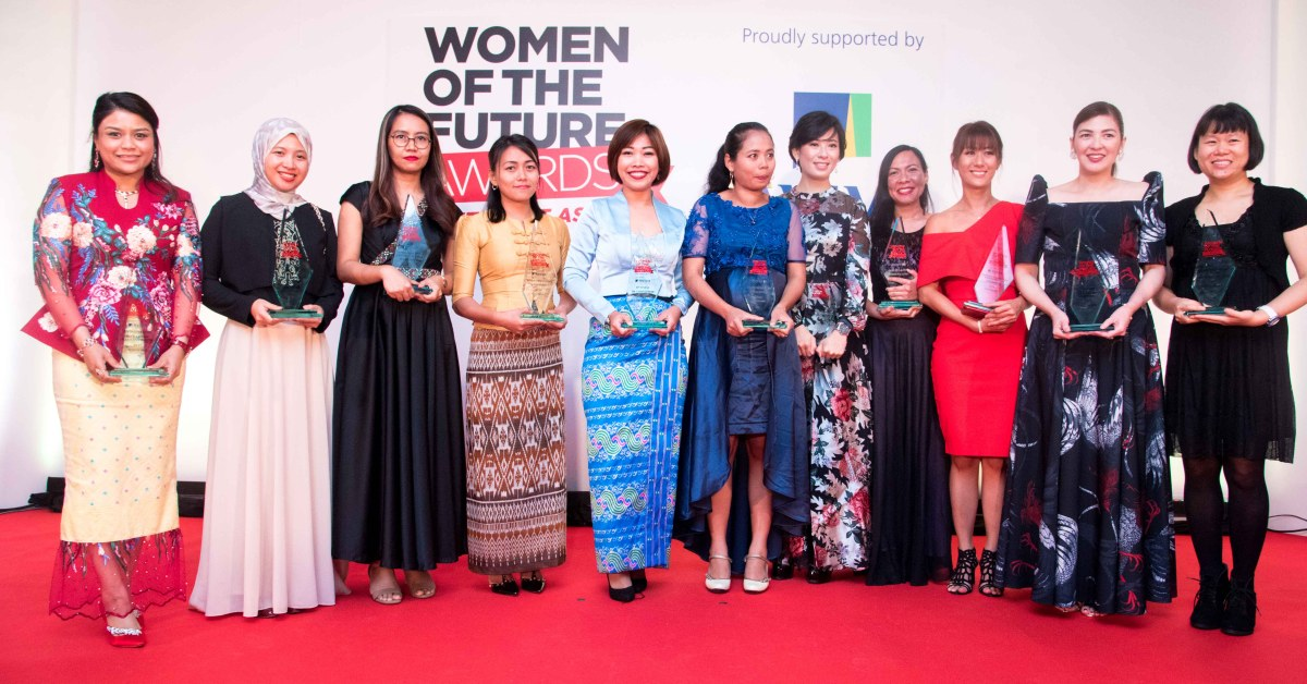 Nominations Now Open for Movement Celebrating and Nurturing Emerging Female Leaders of Southeast Asia
