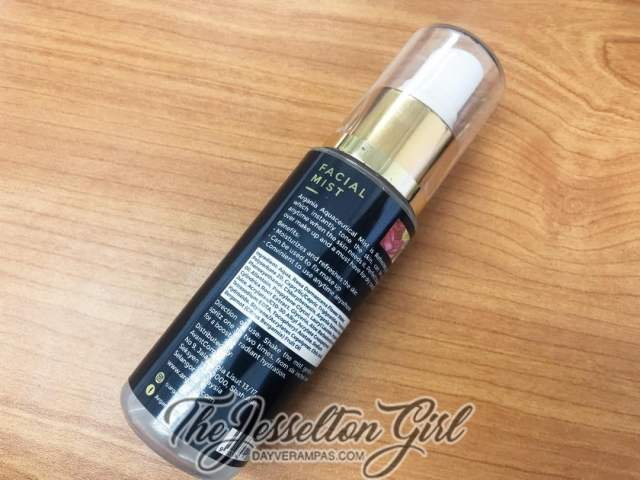 Beauty: Gives Your Skin Instant and Healthy Glow with Argania Aquaceutical Mist, The Jesselton Girl