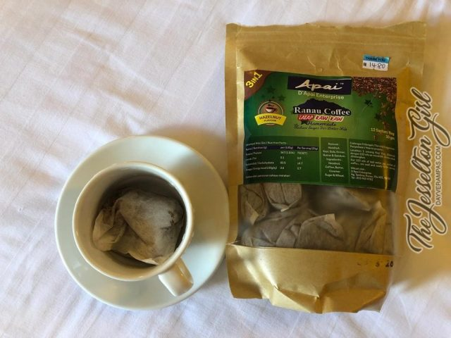 Apai Ranau Coffee
