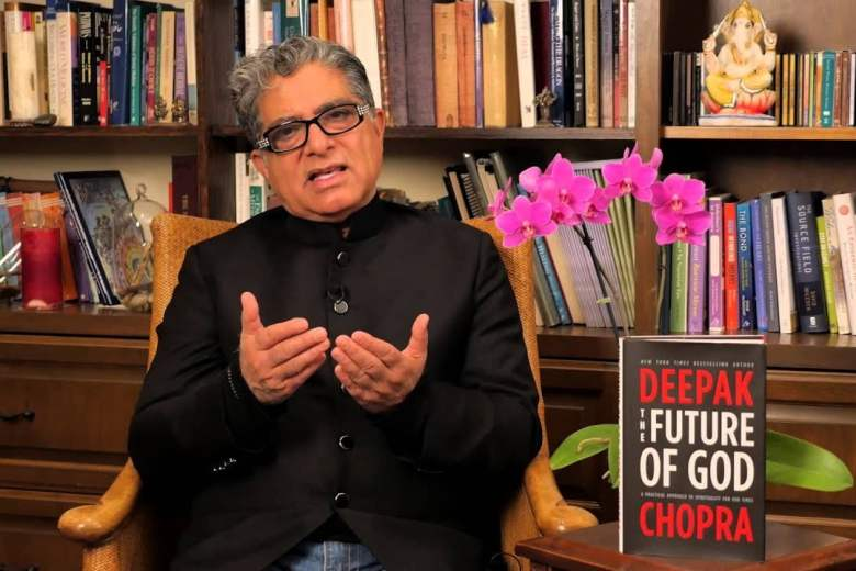 Deepak Chopra - The Future of God