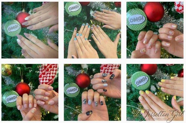 OMG Nails and Spa