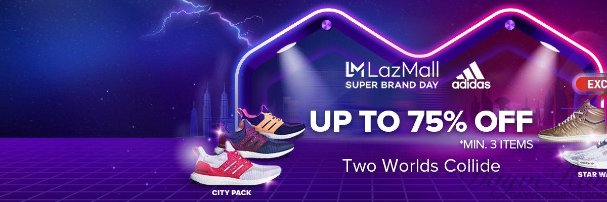 Lazada and Adidas Join Forces to kick off Adidas Super Brand Day with Exclusive Launch of Adidas Star Wars Limited-Edition Sneakers!