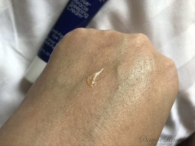 Garnier SkinActive Ultra-Lift Miracle Sleeping Cream Anti-Fatigue Eye Gel