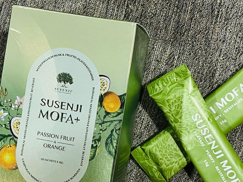 Dayve Tried: Upgraded SUSENJI Orange MOFA+