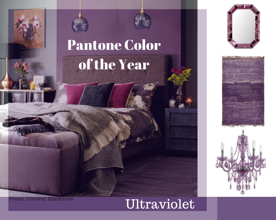 Decorating With Pantone's Color of the Year