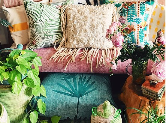 How to Boho: Home Styling Tips for Bohemian Design