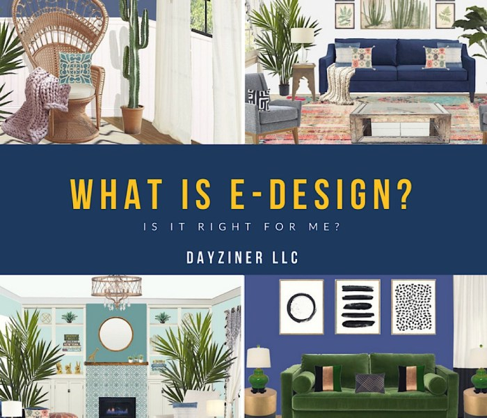 What is E-Design? Is it Right for Me?