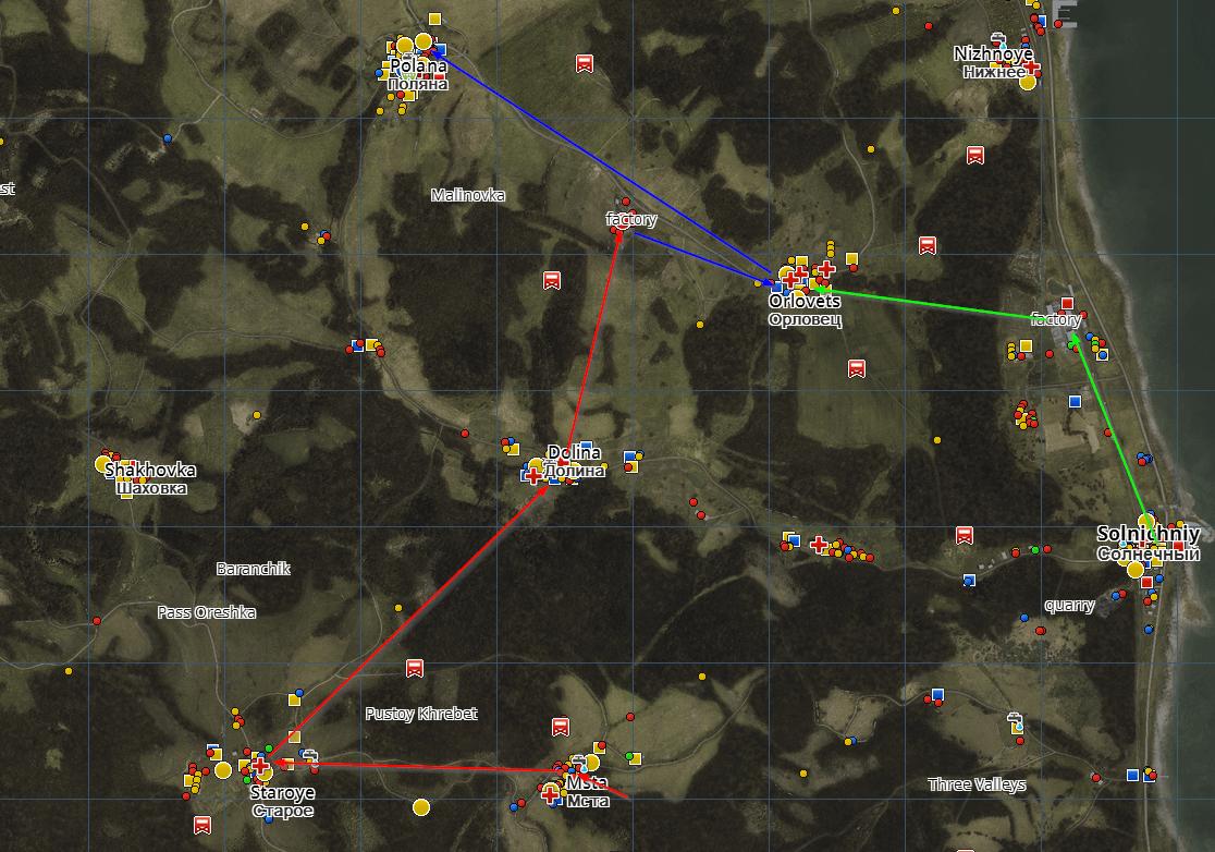 Dayzdb Map | www.bilderbeste.com