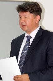"""Ринат Абдулхаликов, технический директор НФМГТРК """"Мир""""."""
