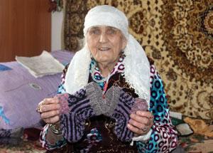 Анна Николаевна Бухаева