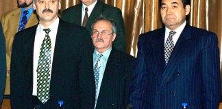 Участники III Конгресса немцев Казахстана.